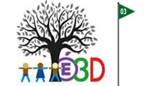 Logo é3D